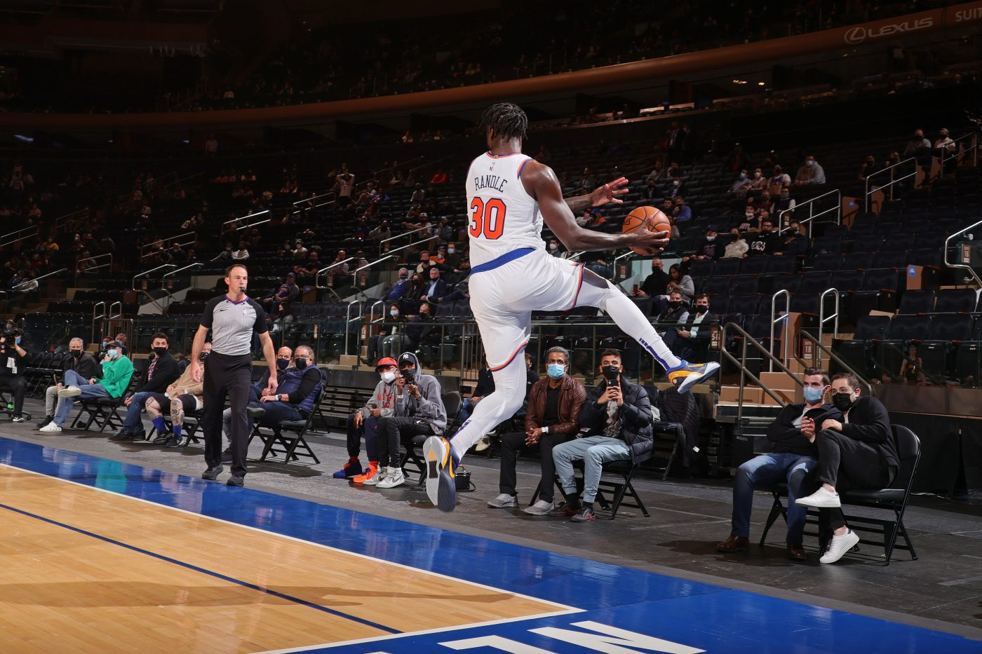 Julius Randle negocjuje nowy kontrakt. Ile wart jest skrzydłowy Knicks?