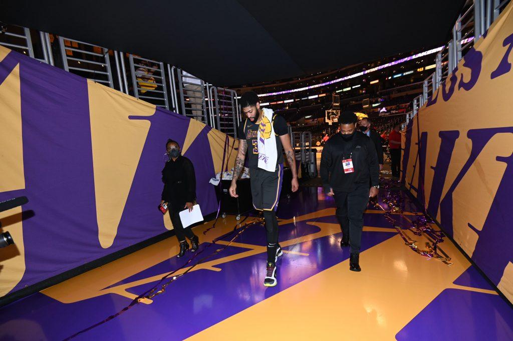 LeBron James znów wypada z gry – problemy Lakers robią się coraz głebsze