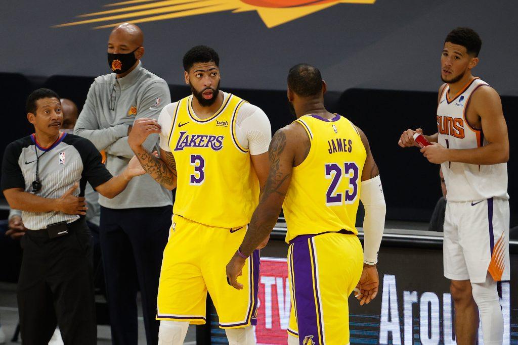 Zapowiedź Playoffs 2021: Phoenix Suns vs Los Angeles Lakers