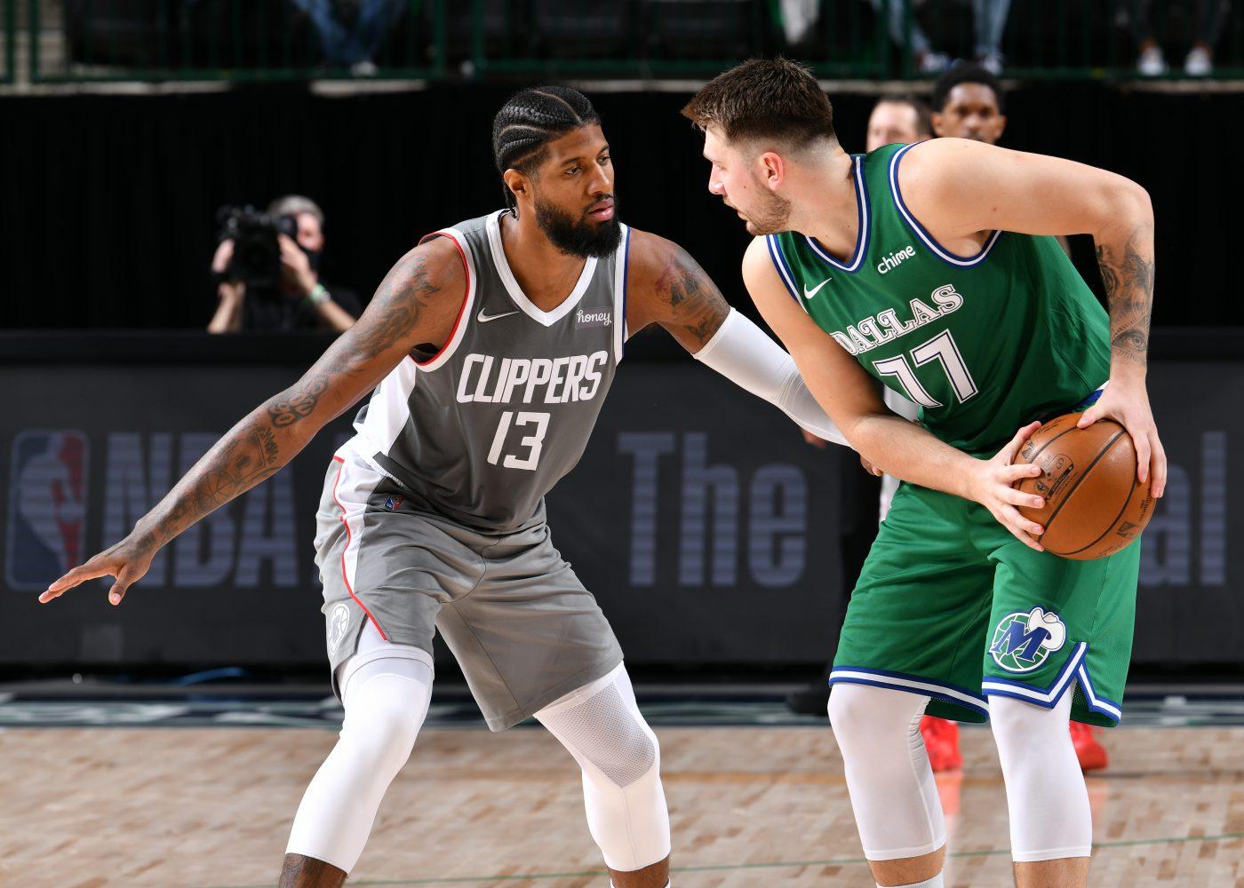 Zapowiedź Playoffs 2021: LA Clippers vs Dallas Mavericks
