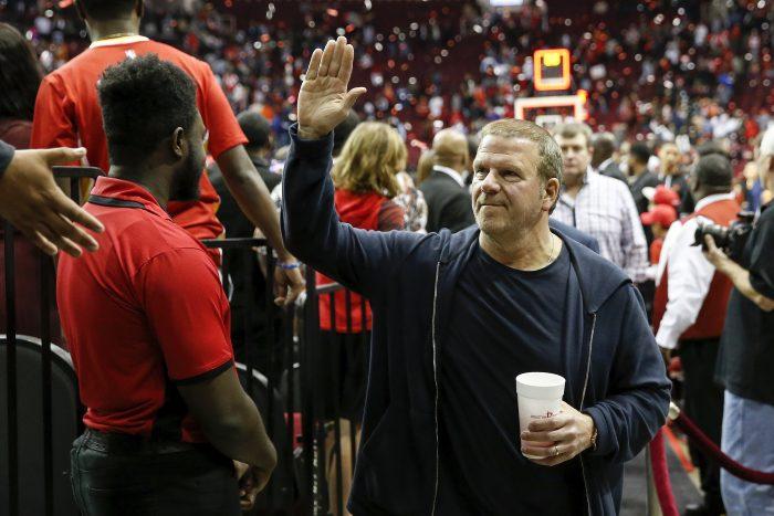 Tilman Fertitta zadowolony z sezonu Houston Rockets