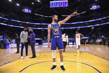 Warriors się rozpędzają – ich gra to już nie tylko Steph Curry