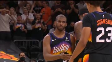 Chris Paul prowadzi Suns do zwycięstwa, Nets demolują Bucks