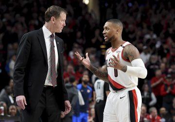Blazers rozstają się z trenerem Stottsem, Lillard ma swojego faworyta na następcę