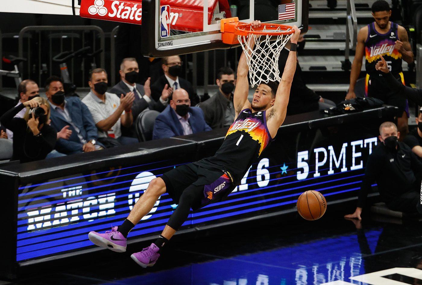 Suns i Jazz SĄ tak dobrzy – NBA jest w bardzo ciekawym miejscu