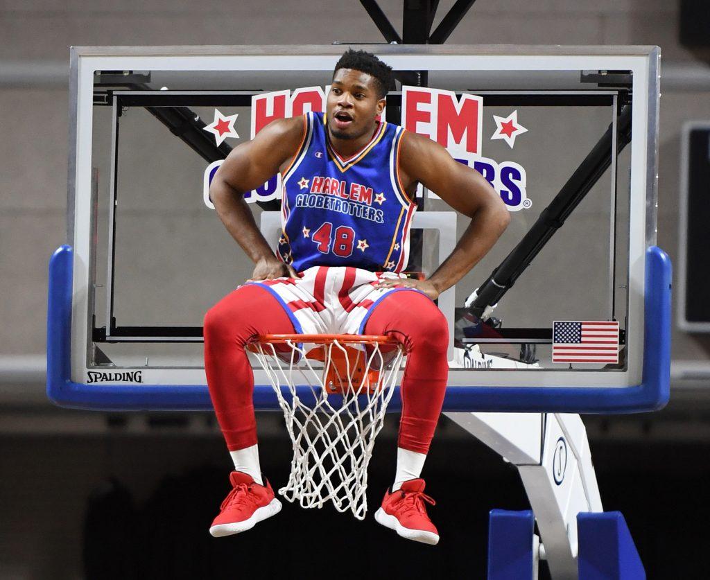 Harlem Globetrotters chcą dołączyć do NBA