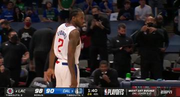 Clippers uciekają spod topora, rewelacyjny Kawhi, będzie Game 7