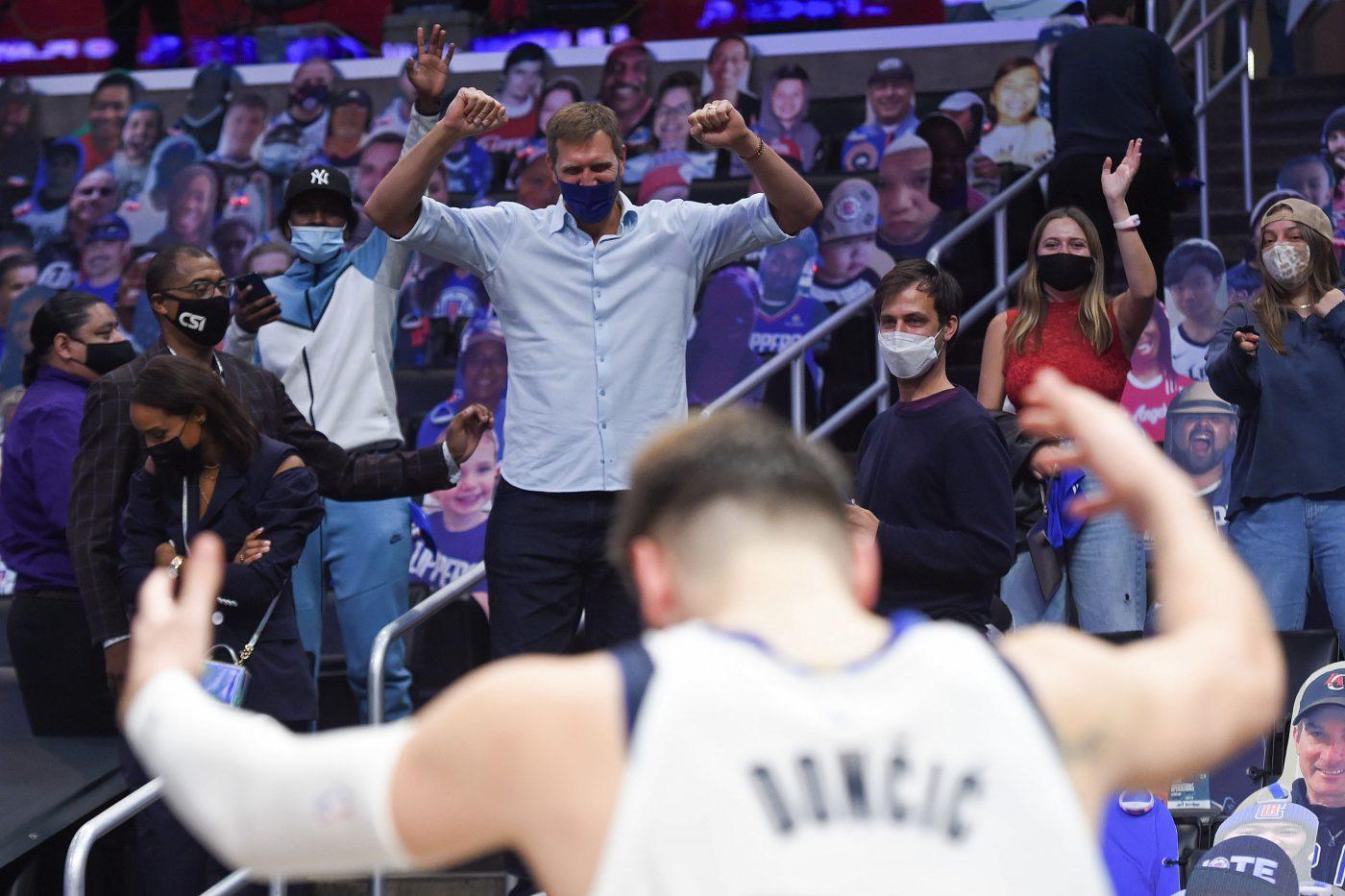Dirk Nowitzki wraca do Mavericks