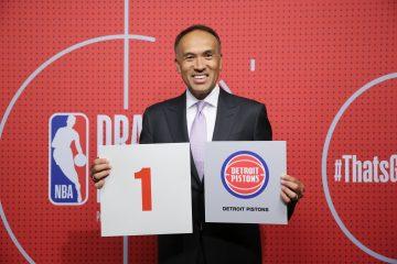 Detroit Pistons wygrywają loterię draftu!
