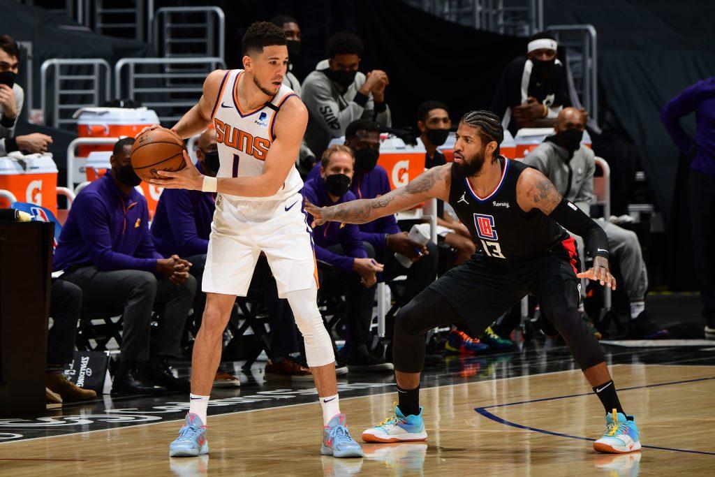 Phoenix Suns vs LA Clippers. Czy Paul George wystarczy, aby pokonać Słońca?