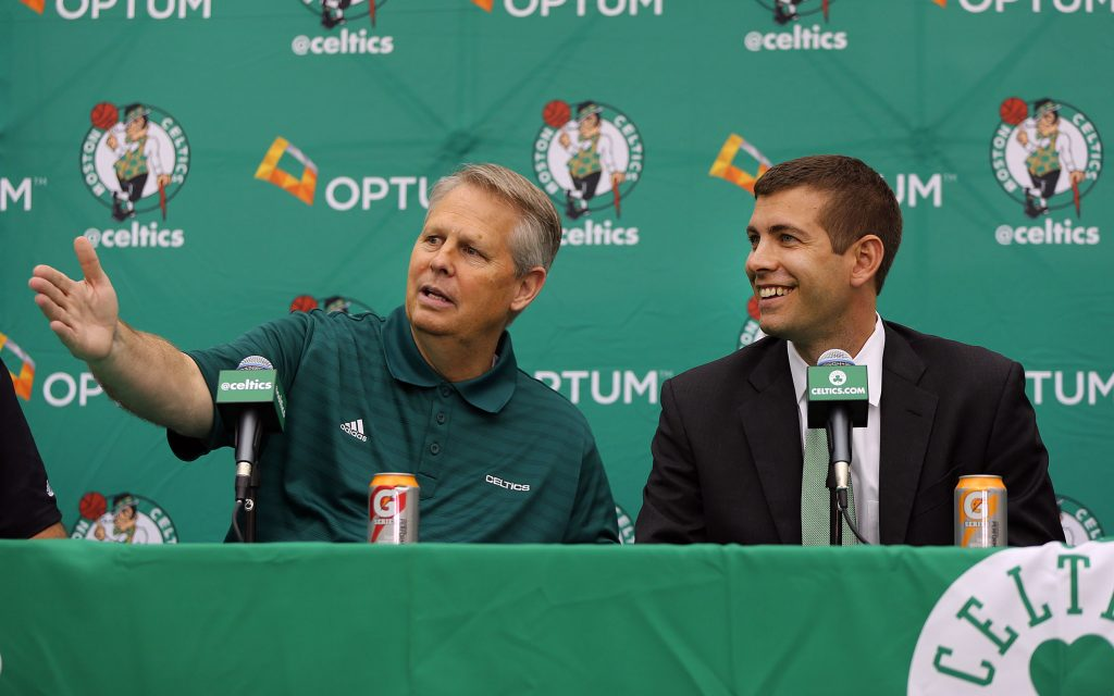 Danny Ainge odchodzi z Celtics, zastąpi go Brad Stevens!