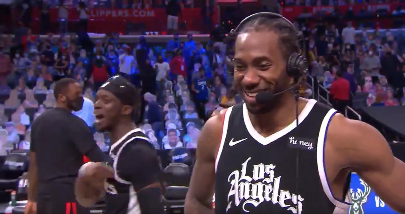 Clippers wygrywają Game 7, Trae Young rozjeżdża Sixers