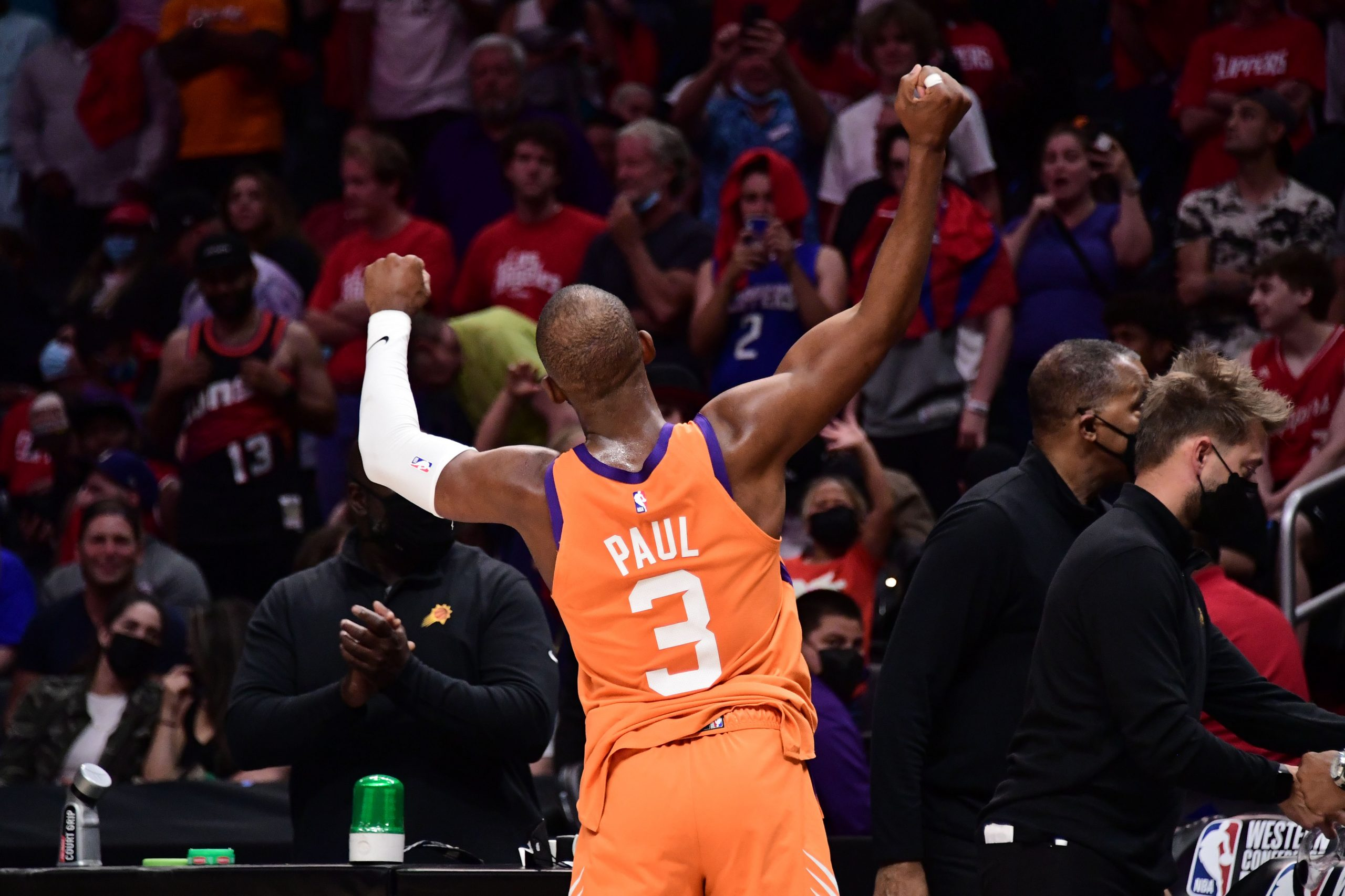 Milwaukee Bucks w Finale NBA!