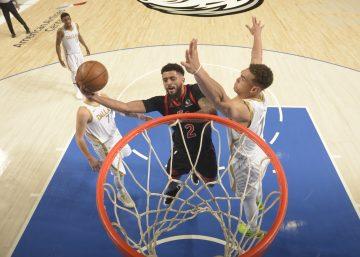 Zawodnik Raptors wydalony z NBA!
