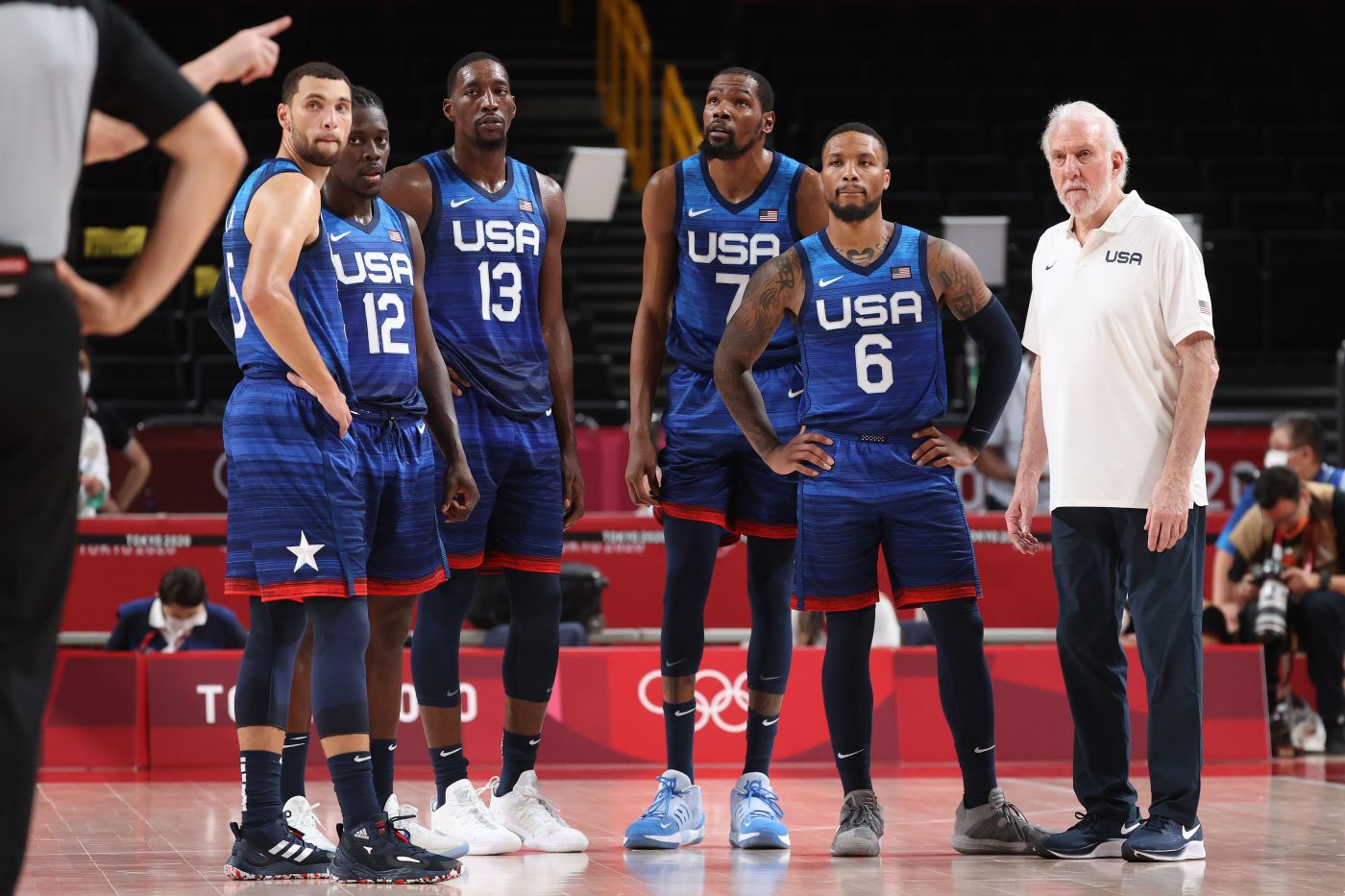 Gregg Popovich problemem Team USA?