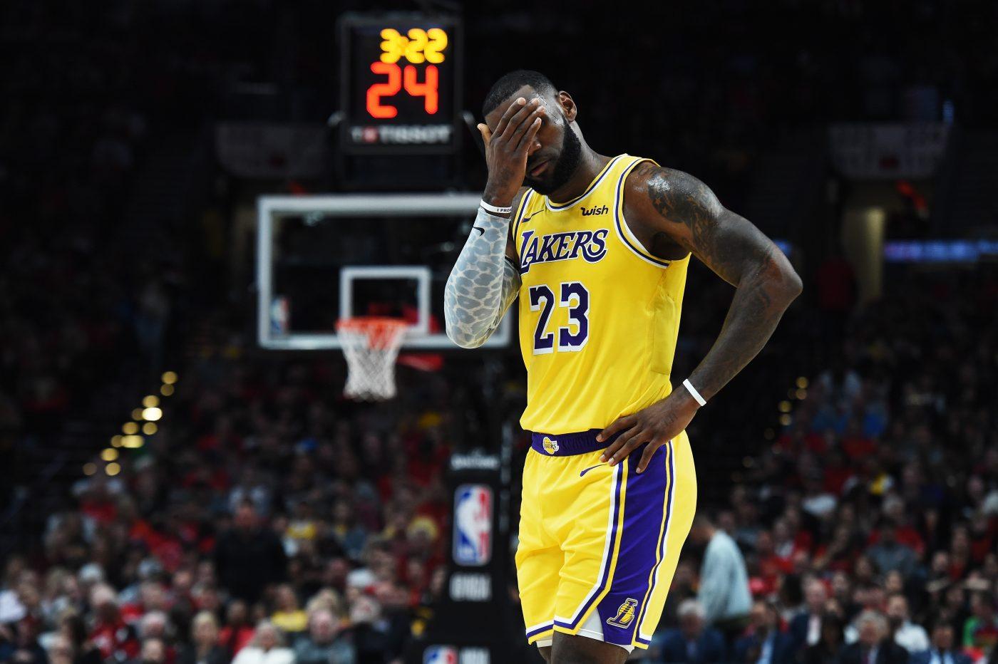 LeBron James najbardziej hejtowanym sportowcem na świecie