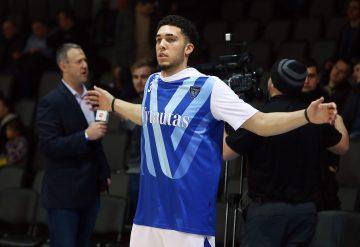 LiAngelo Ball dołącza do Charlotte Hornets