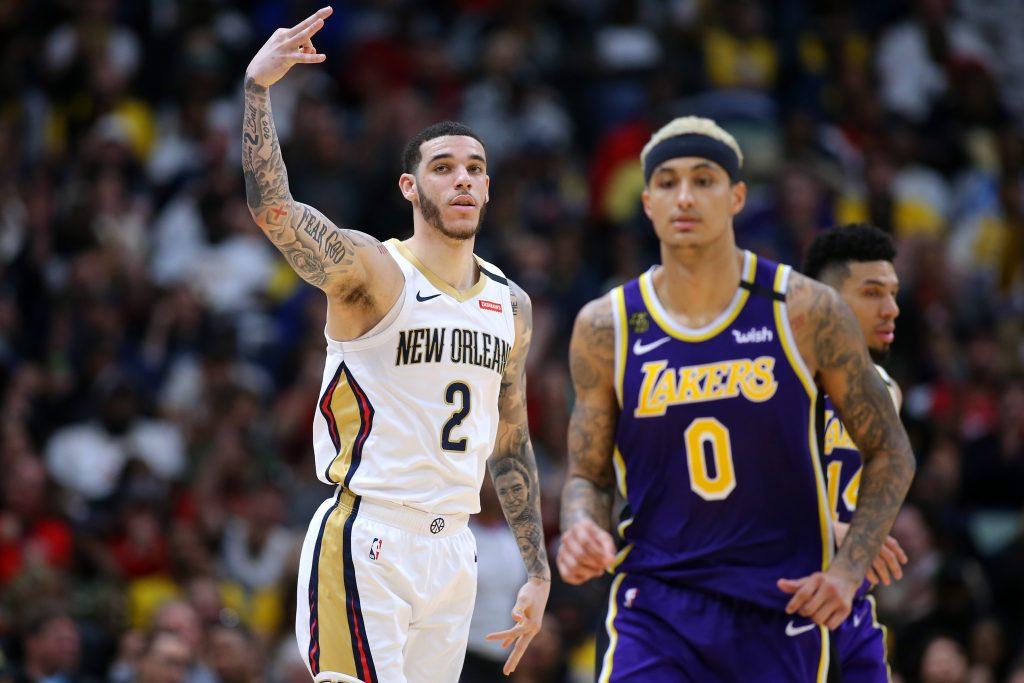 Lonzo Ball wróci do LA Lakers?