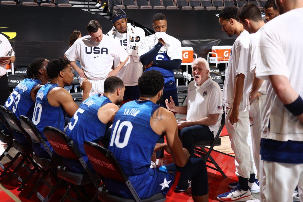 Kolejna porażka Team USA