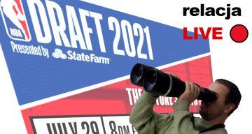 Draft NBA 2021 – relacja LIVE