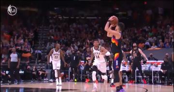 Kapitalny Giannis nie wystarczył – Suns o 2 wygrane od Mistrzostwa