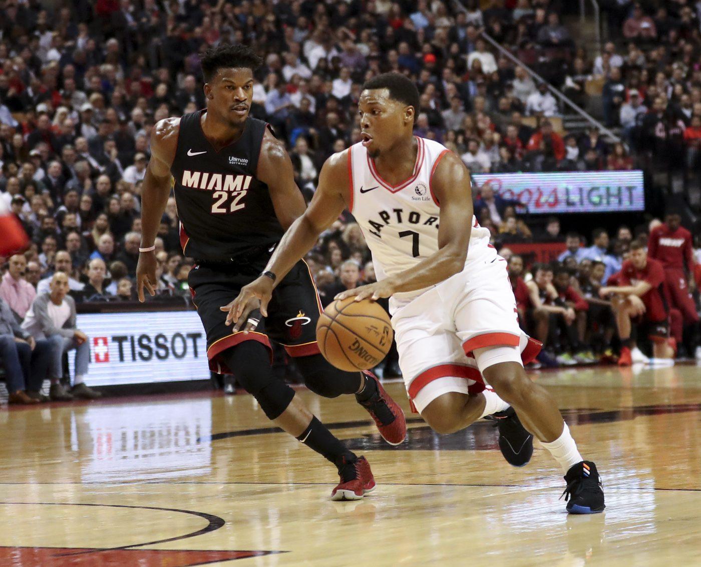 Lowry w Heat, Lonzo Ball w Bulls, ogromne przedłużenie Butlera!
