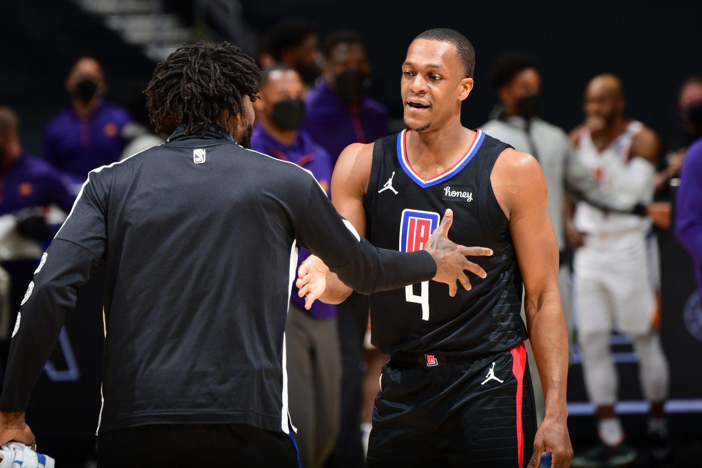 Clippers wysyłają Rondo i Beverley'a do Grizzlies!
