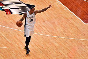 DeMar DeRozan w Chicago Bulls!