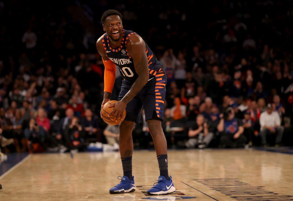 Julius Randle przedłuża kontrakt z New York Knicks!