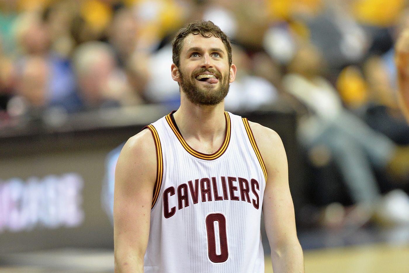 Kevin Love nie zamierza opuszczać Cleveland Cavaliers