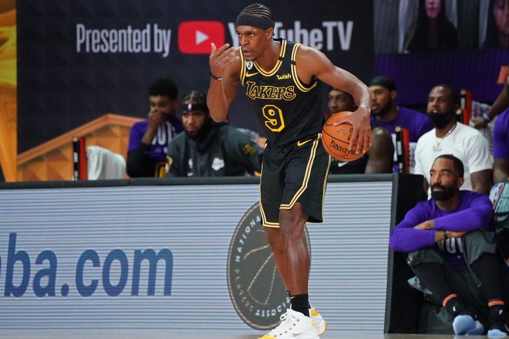 Rajon Rondo wróci do LA Lakers?