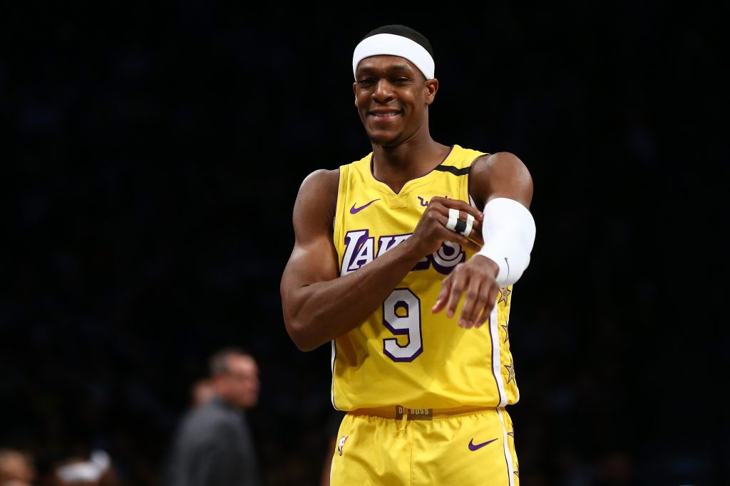 Rajon Rondo nowym zawodnikiem Los Angeles Lakers