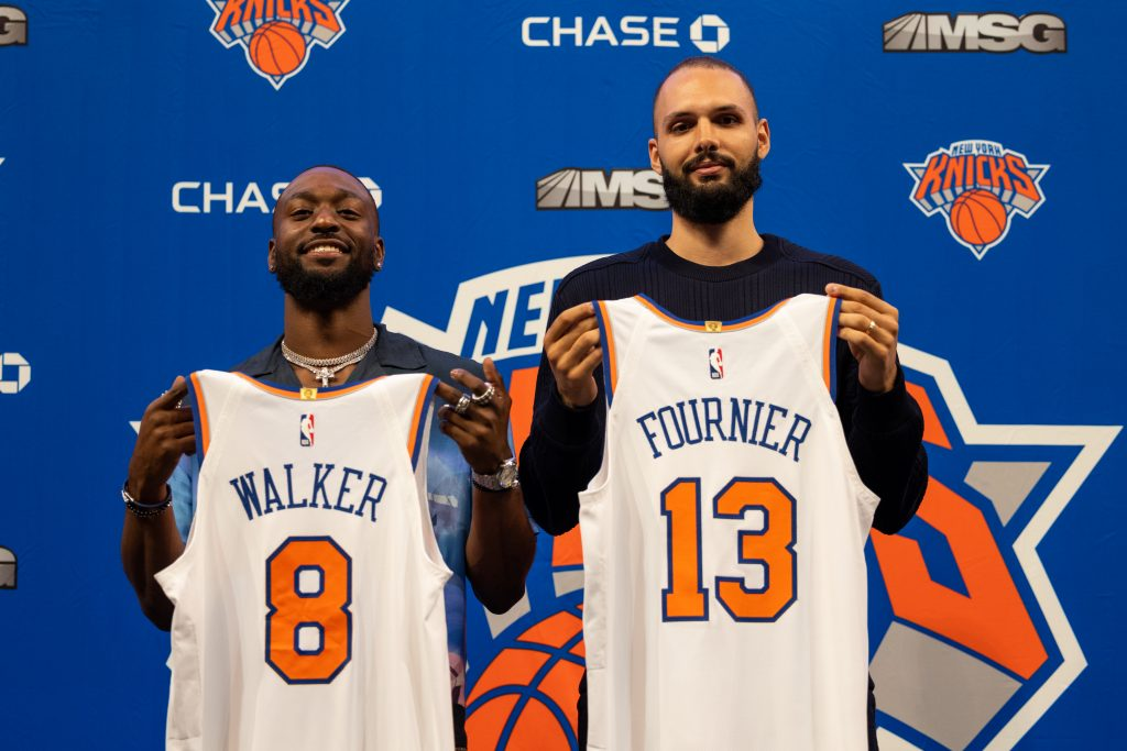 Oceniamy Offseason NBA: Atlantic Division