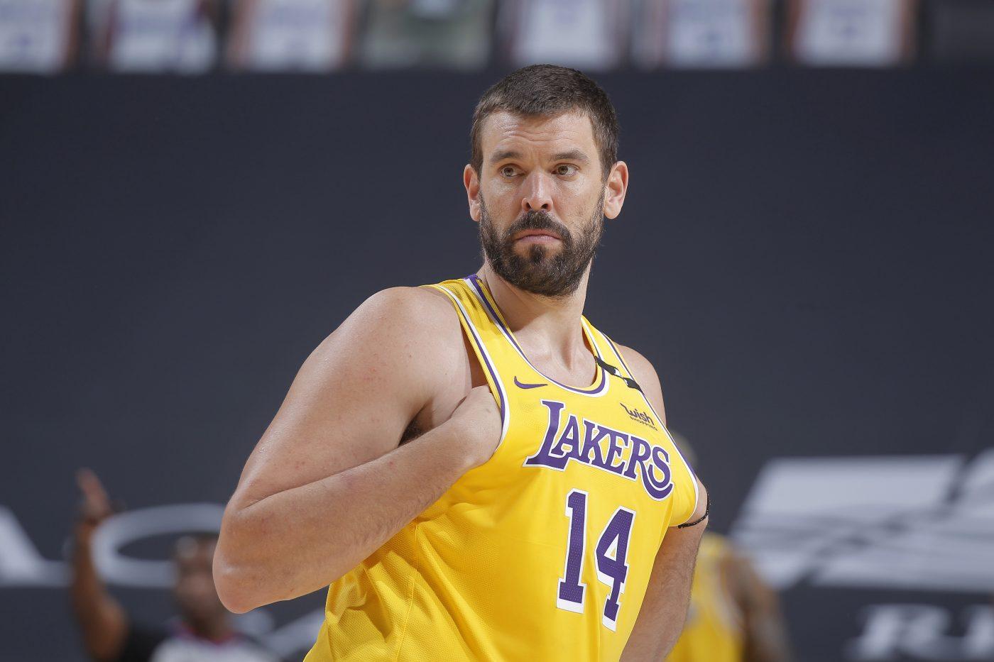 LA Lakers oddają Marca Gasola do Memphis Grizzlies