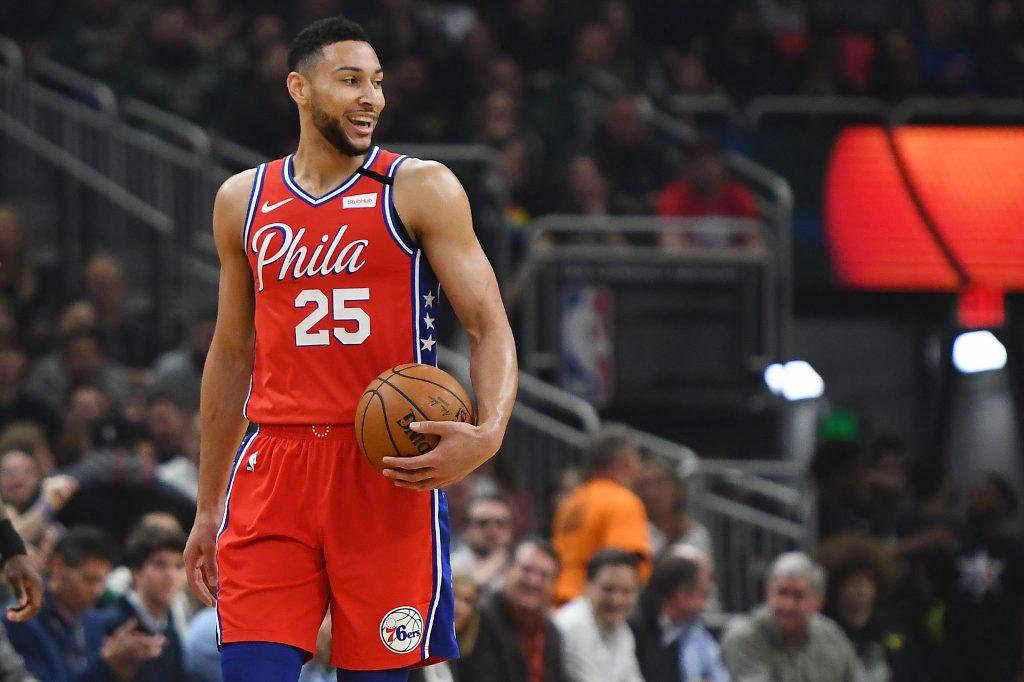 Ben Simmons wrócił do Philadelphii 76ers!