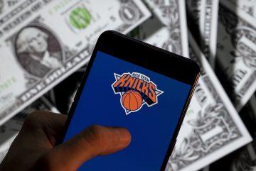 New York Knicks po raz kolejny najbardziej wartościowym klubem NBA