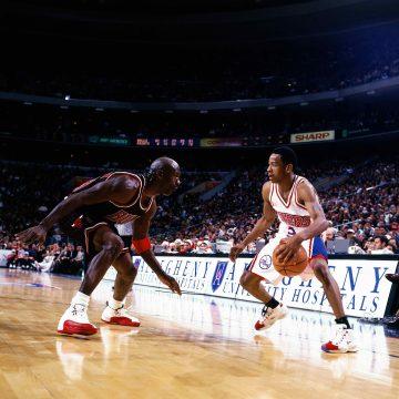 75 najlepszych na 75-lecie NBA: Część druga