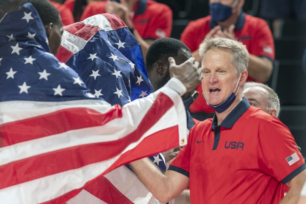 Steve Kerr nowym trenerem Team USA?