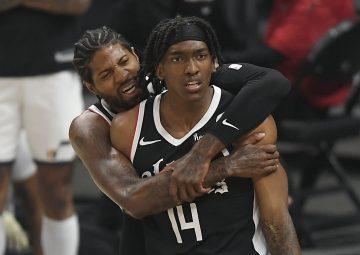 Terance Mann przedłuża kontrakt z LA Clippers