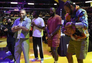 LA Lakers tracą podstawowego zawodnika